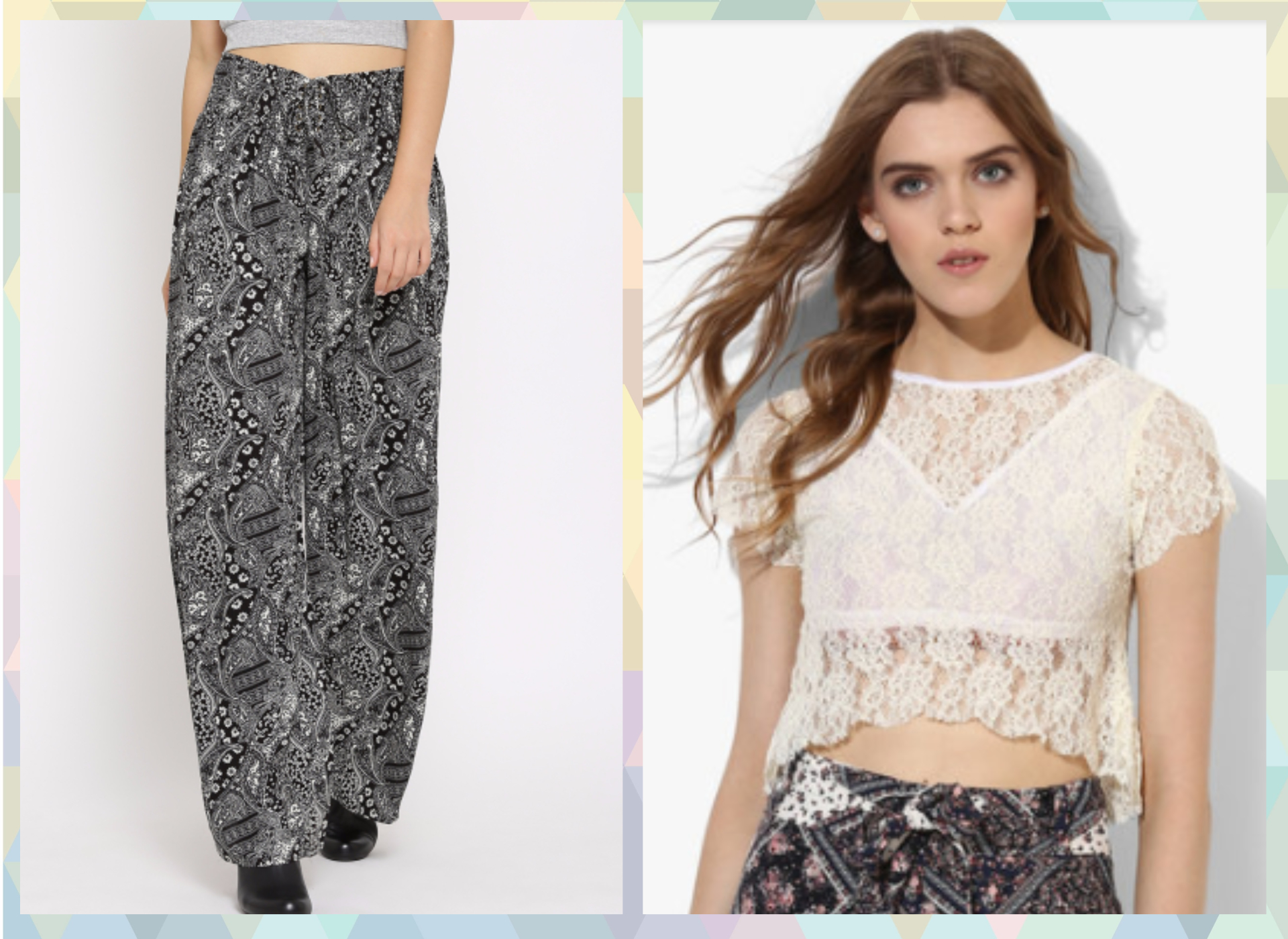 6-outfits for when you are on your period-High waisted anything