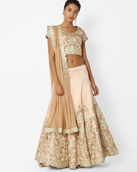 10-everyone you know is getting engaged-peach lehenga