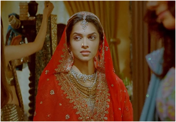 2 bollywood brides deepika love aaj kal