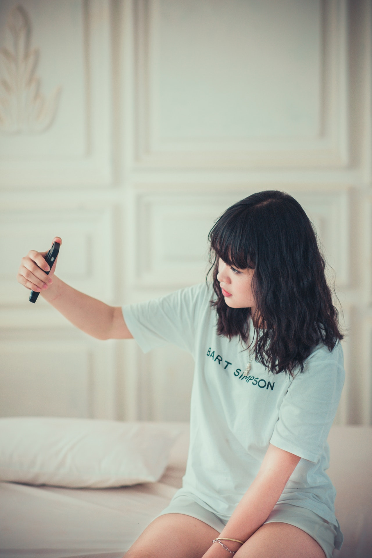 Image 2 clicking selfies is a mental disorder