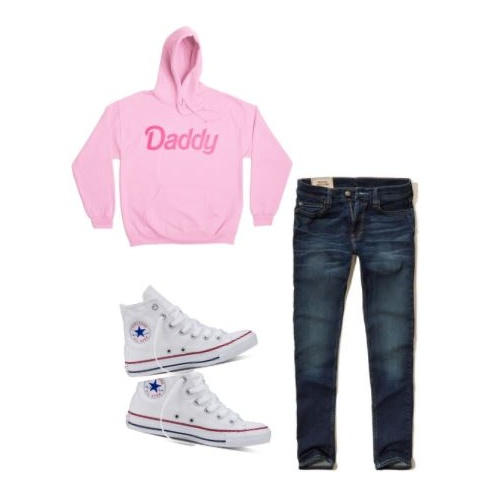 4 friends - chandler in 2018 polyvore