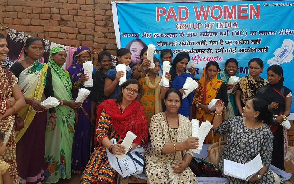 MP Pad Woman