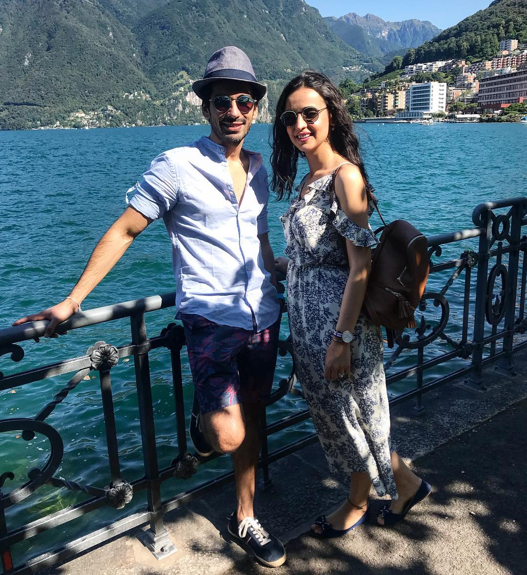 5 sanaya irani - switzerland vacation pictures