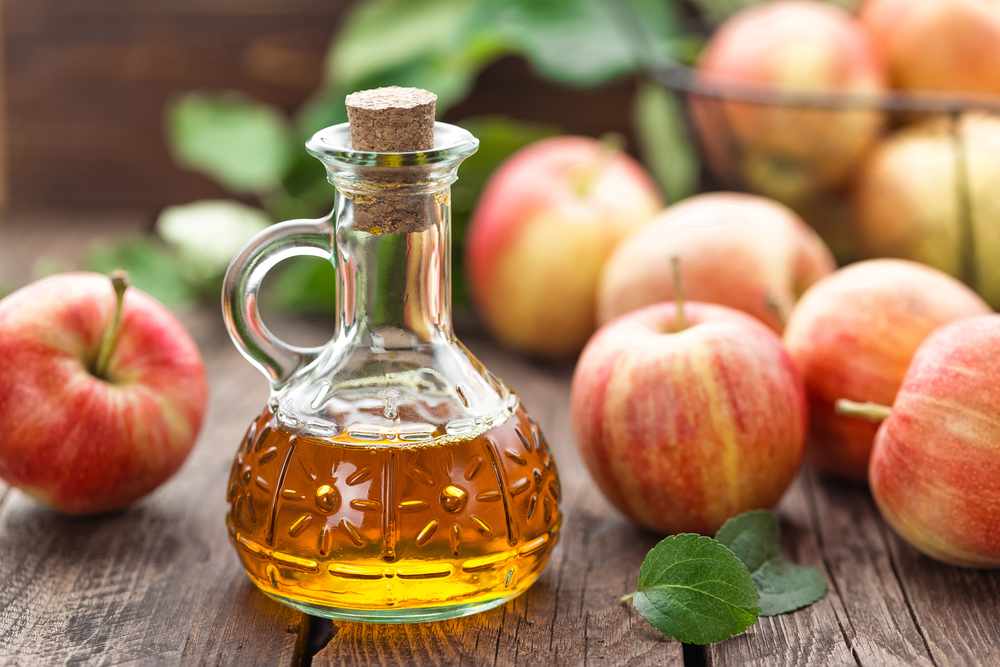 diabetes management - apple cider