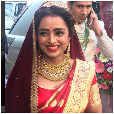 parul-chauhan-got-married-as-bride