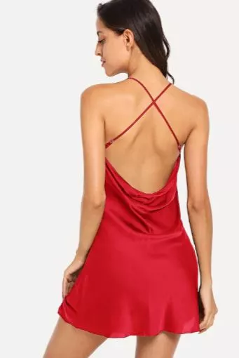 Christmas Gifts Ideas 2018- Shein Red Dress
