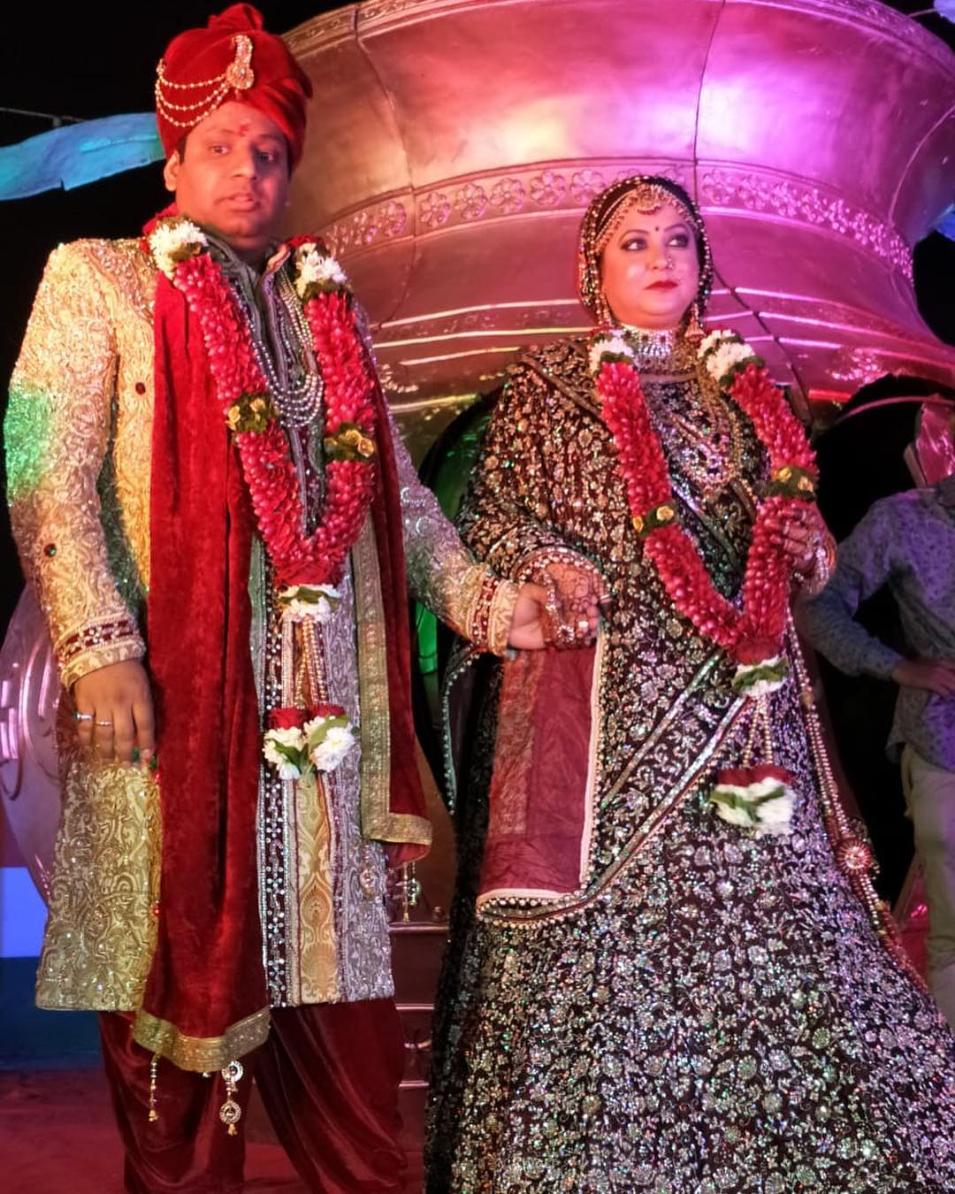 Surbhi-Tiwari-got-married