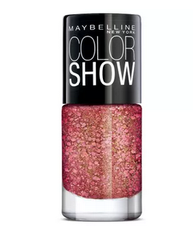 Maybelline New York Color Show Party Girl Nail Paint - Tequilla Sunrise