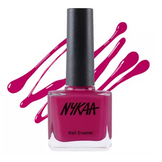 Nykaa Wedding Edition Nail Enamel - Pin Up Pink