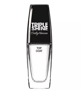 Sally Hansen Triple Shine Top Coat Vernis De Protection