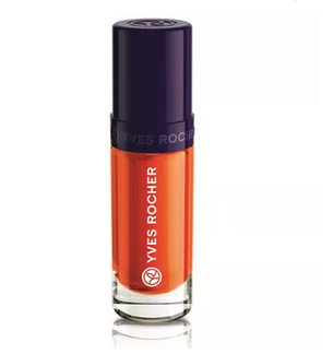 Yves Rocher Nail Polish - Orange Cosmos