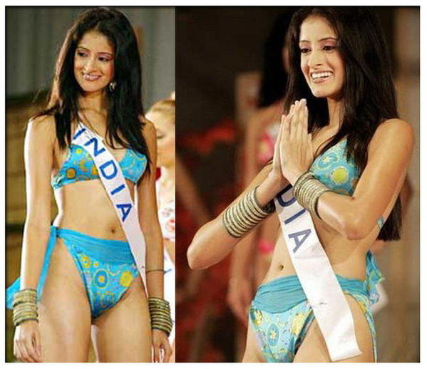 TV Actress in Beauty Contest- Mihika