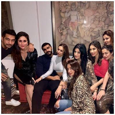 arjun-kapoor-malaika-arora-with-friends