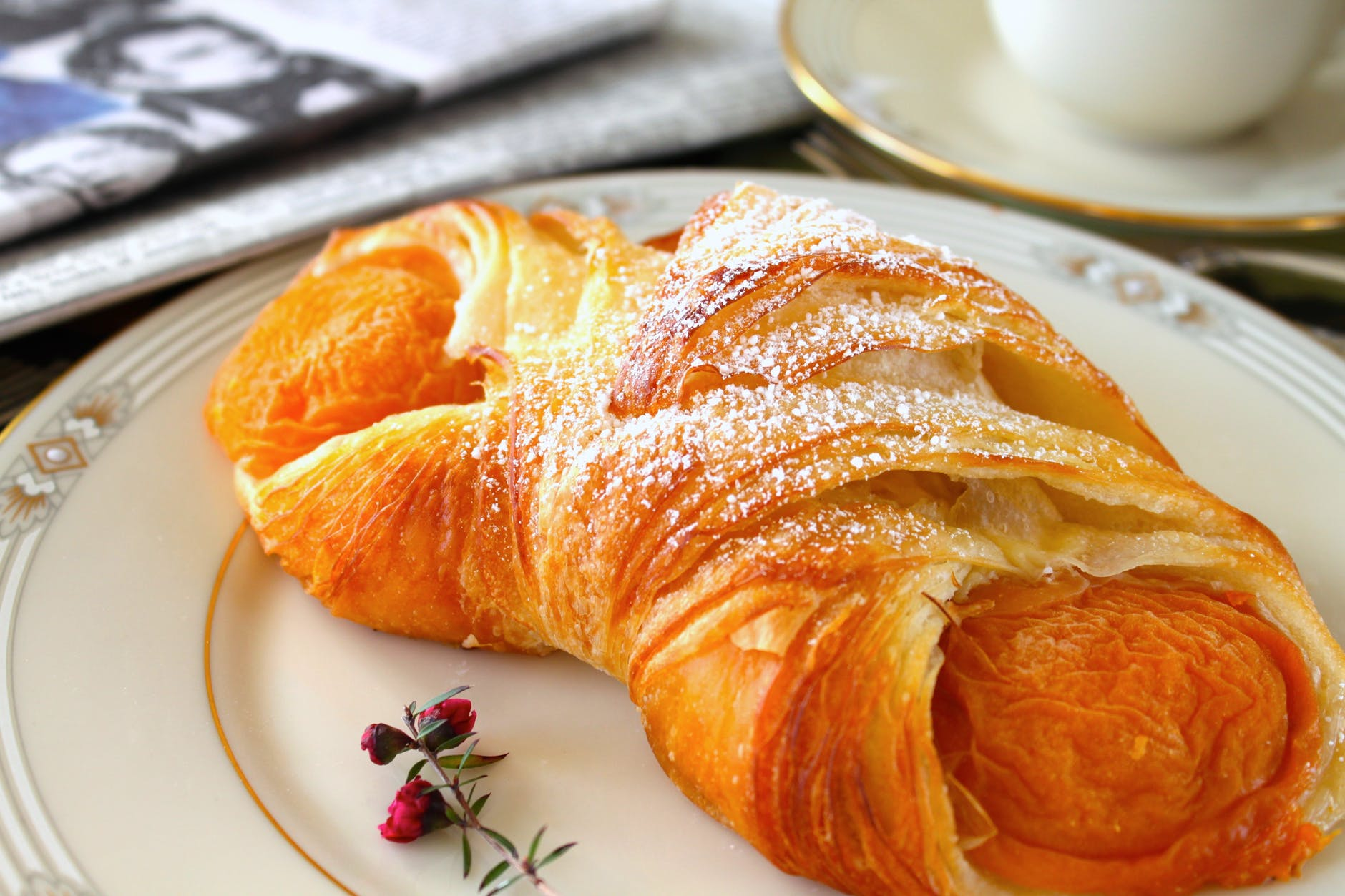 14 food names we mispronounce croissant