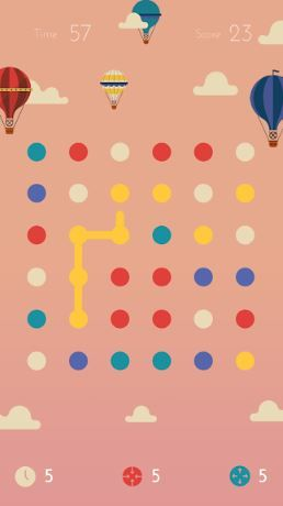 dots mind relaxing games