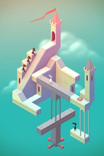 monument valley mind relaxing games