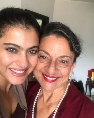 FI kajol mother