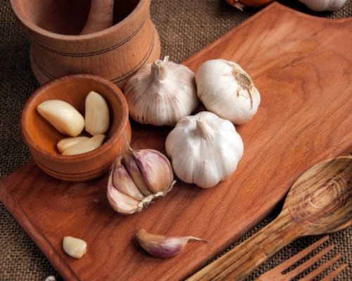 Garlic benefits 1