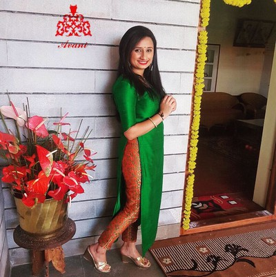 11. Dresses Made From Old Sarees In Marathi