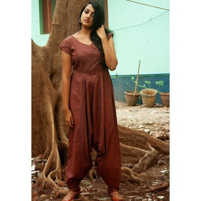 12. Dresses Made From Old Sarees In Marathi