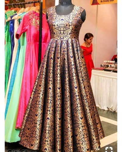 7. Dresses Made From Old Sarees In Marathi
