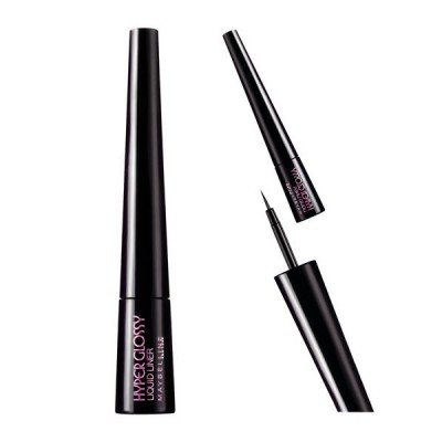 ­Eyeliners for Every Budget Maybelline Hyper Glossy Liquid Eyeliner