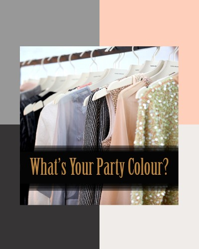 #PartyFever: 4 Awesome Go-To Hues When You're Dressing Up!
