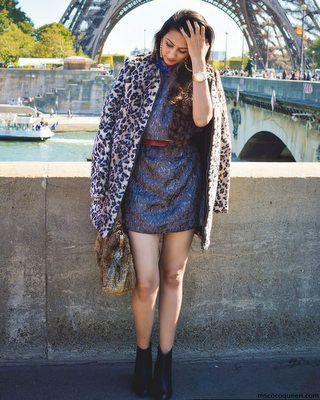 #StreetStyleParis: What To Wear For a Trip To The Eiffel Tower (A Photo Diary!)