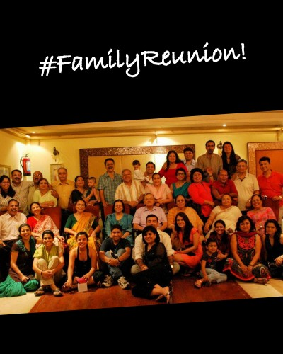 Why Being Part of a Big Indian Family Is So Much Fun!
