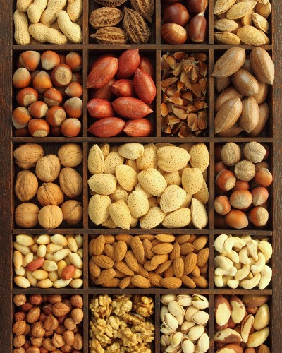 #GoNuts: Why You Should Be Eating These 5 Nuts Starting NOW!
