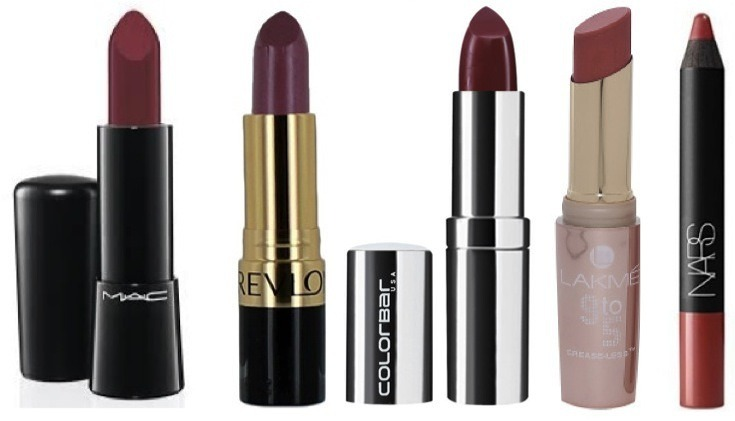 dark lipsticks