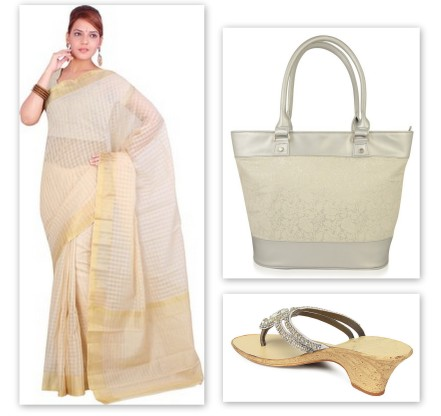 indian wear for work - collage 2