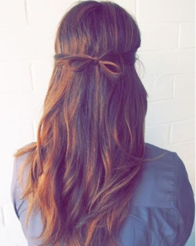 Five 5-Minute Hairstyles That Need NO Heat and NO Products!