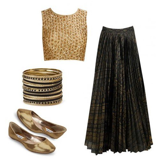 Fabulous Wedding Outfit 5