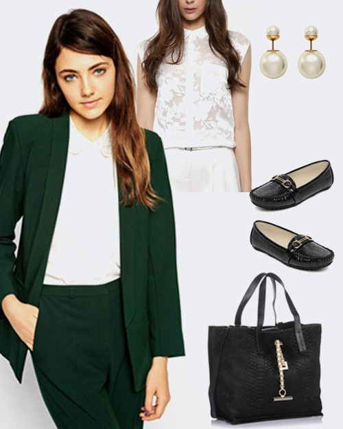 Interview Outfits Corporate