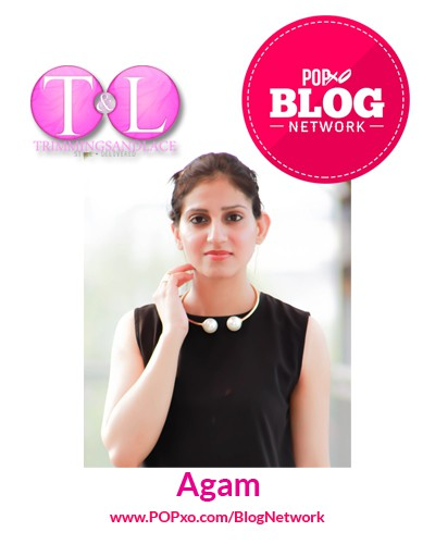 Agam of TrimmingsAndLace Joins The POPxo Blog Network