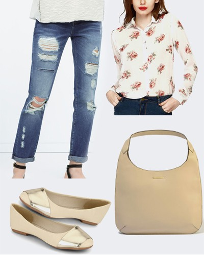 #CollegeGirl: 5 Days, 5 Looks For This Spring