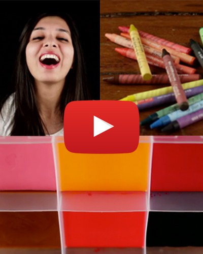 #DIY: How to Make Super-Funky Lipstick Out of Crayons!