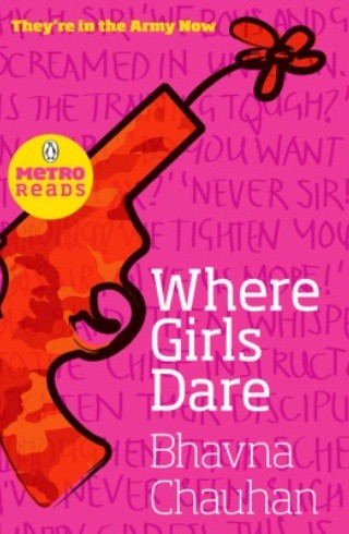 books that cheer you up - where girls dare