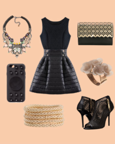 #GetTheLook: 8 Fab Ways to Style the Classic Black Dress