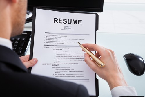 how to write a good resume 3