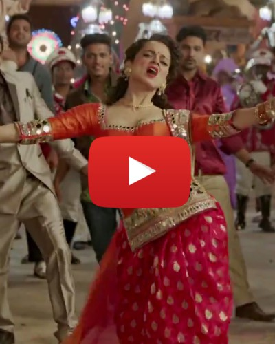#DancingQueen: Kangana Shows You How To Own It At A Shaadi!