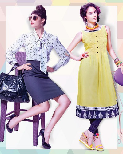 #OfficeStyle: How NOT To Look Boring At Work This Summer!