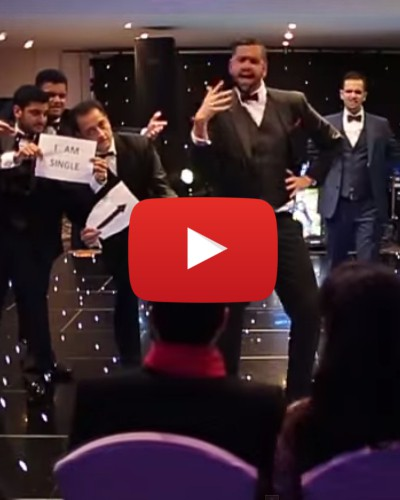 #Adorbs: 7 Brothers Dance For Their Sister At Her Wedding!