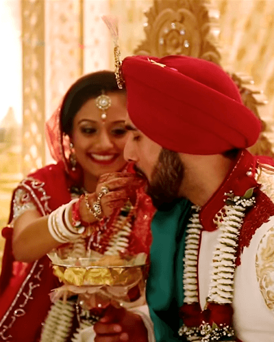 Aww! Watch This Groom's Adorable Reaction On Seeing His Bride