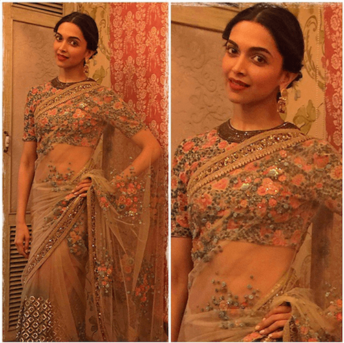 Bollywood sari blouses