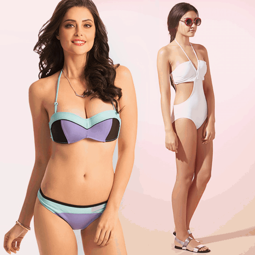 swimsuits for every body type hourglass