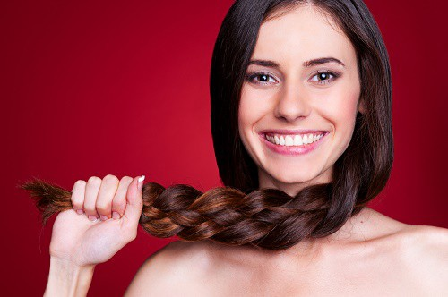 tips for shiny hair 6