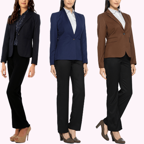 work clothes for women Blazers