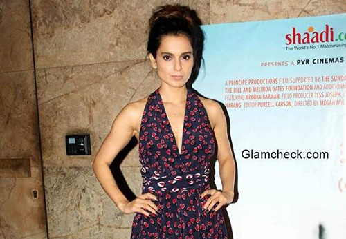 Successful Indian Women Kangana Ranaut